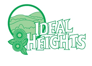 Ideal Heights Logo in green